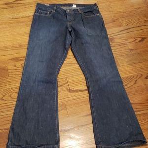 Abercrombie 12R EUC Jeans Bootcut